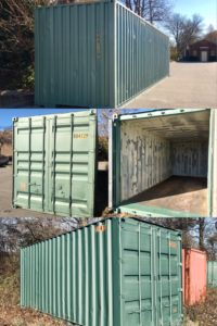 Storage Containers for Rent in Cleveland | | The Barrett Company